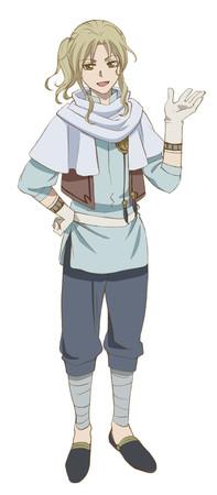Sachi Kokuryu sebagai Kazuki