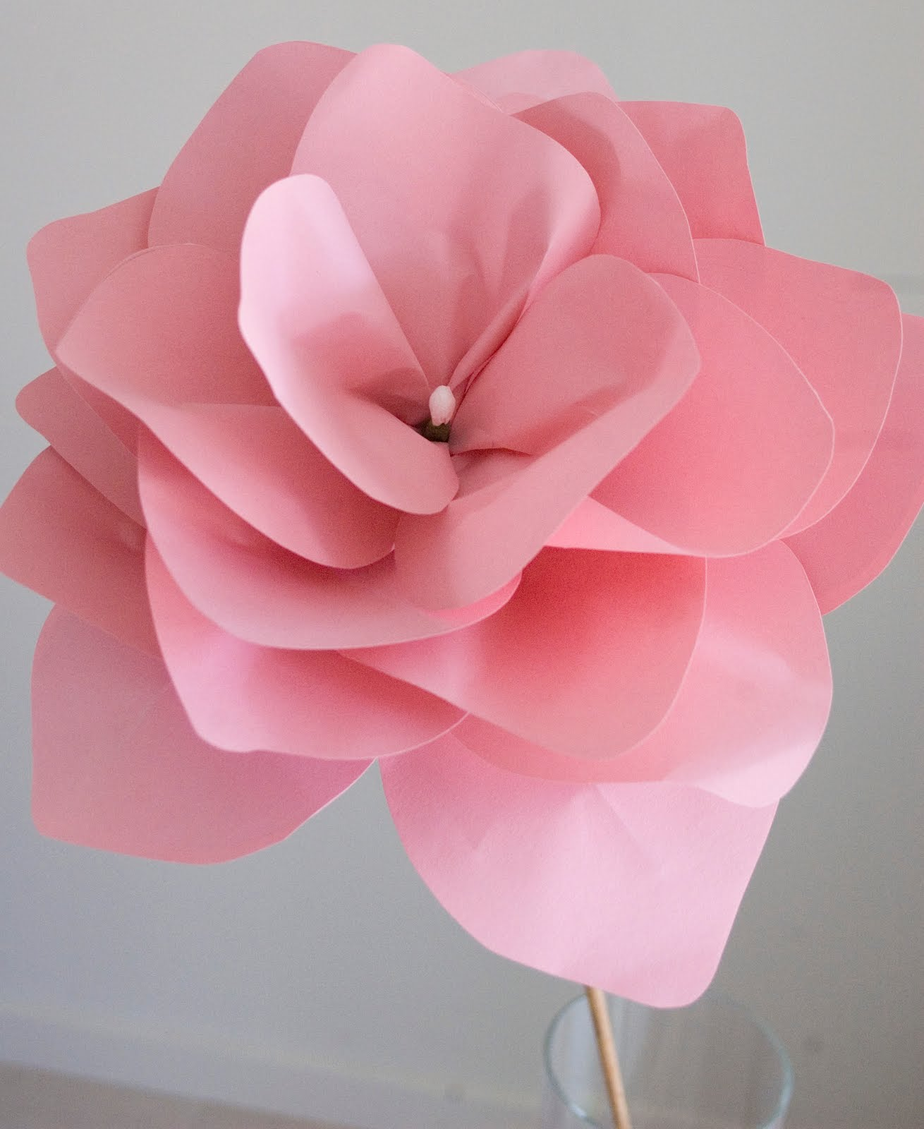 grace designs paper flowers