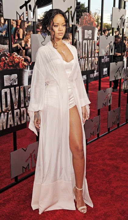 Best Worst Dressed at MTV Movie Awards