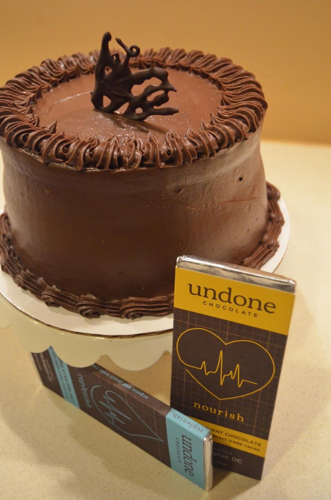 The Cake Bake Pairs with Undone Chocolate for National Chocolate ...