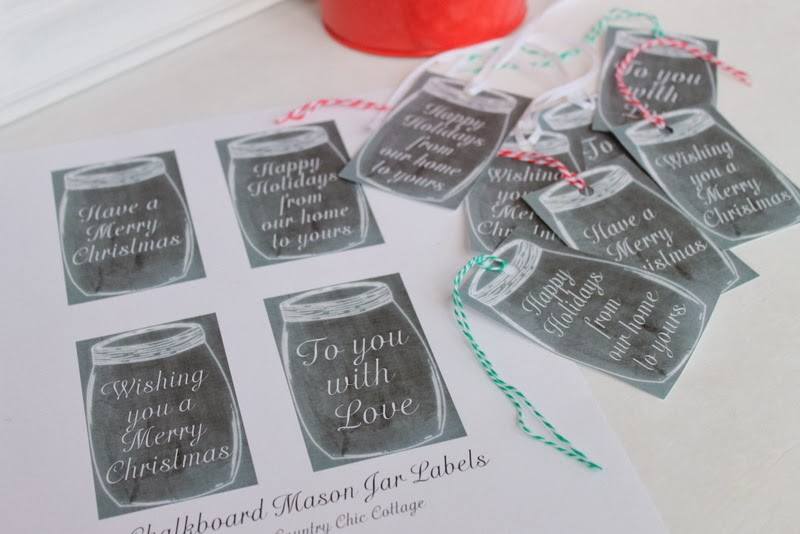 Crafts with jars free printable mason jar chalkboard gift tags free printable chalkboard mason jar gift tags print these free tags to add to negle