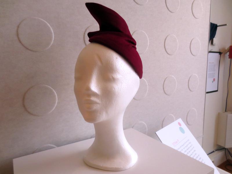 Det modiga modet hatt