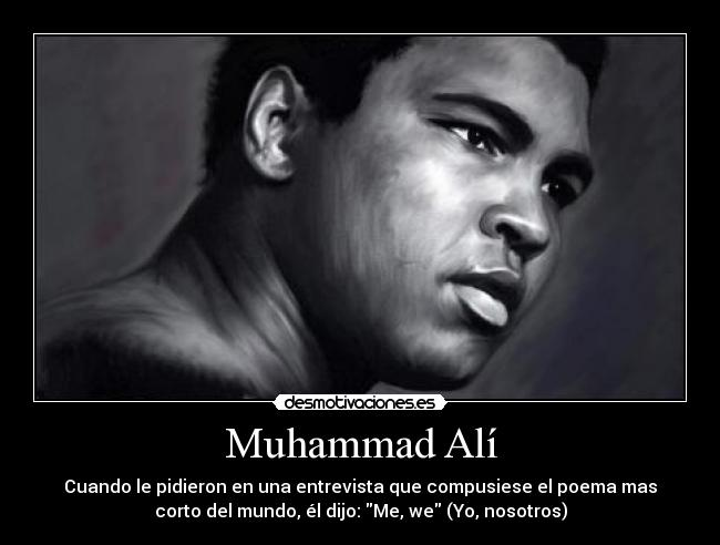 Imagenes de Muhammad Ali