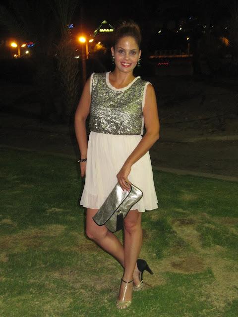 בלוג אופנה Vered'Style שמלת ערב