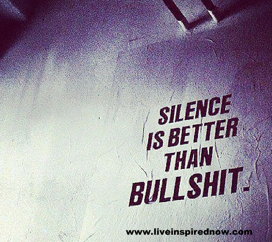 silence is better than speech So, why am i so slow of speech, so thick of tongue when it comes to evangelism why am i such a coward  but awkward is better than silent (it's better than.