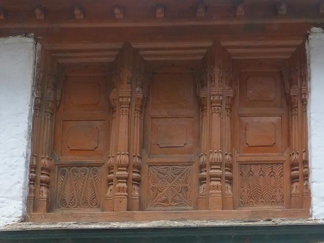 ставни на окна в Индии