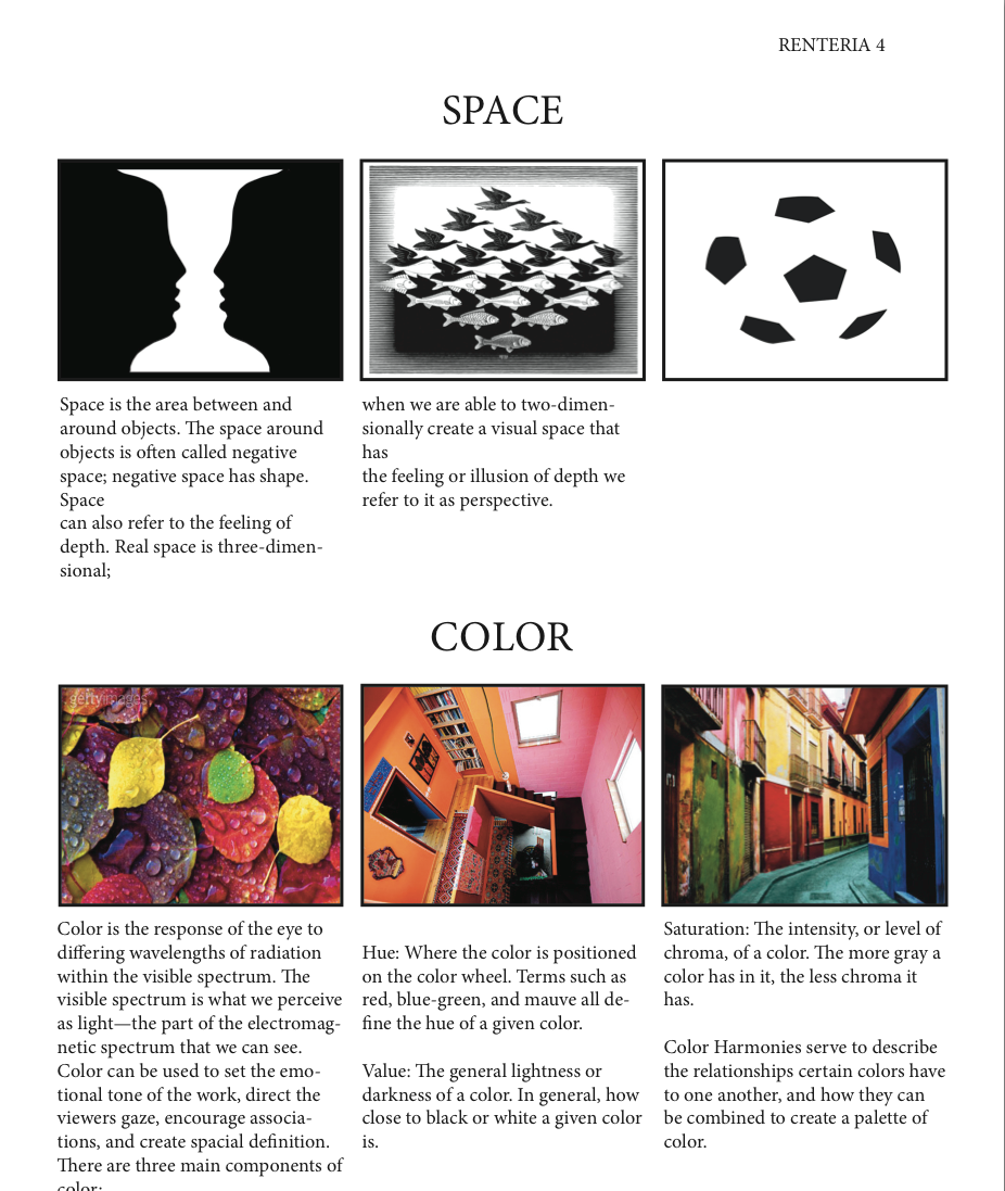 Elements Of Art Space Examples : Space element of art example imgkid the image