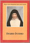Diário Intimo, livro da Serva de Deus Madre Luísa Margarida Claret de La Touche - 86 Páginas