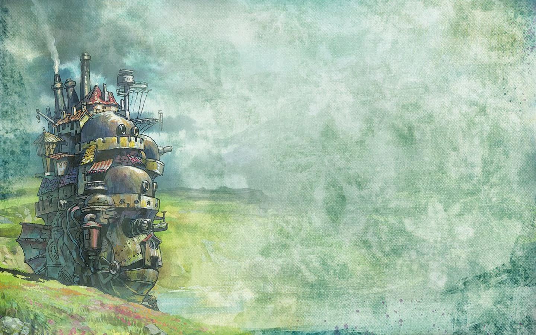 Cassandra Marie Howls Moving Castle Backgrounds
