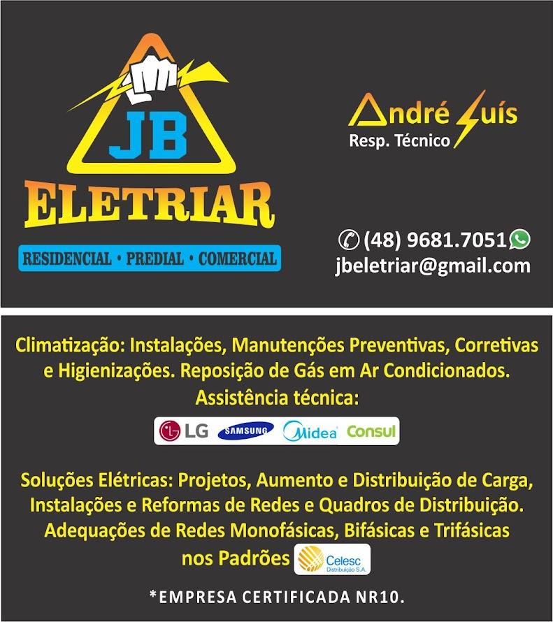 JB ELETRIAR a melhor em Florianópolis - Santa Catarina - Brasil