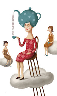 illusztráció,LSKiadó, esküvő, nászút, nászajándék, marriage, adult illustration