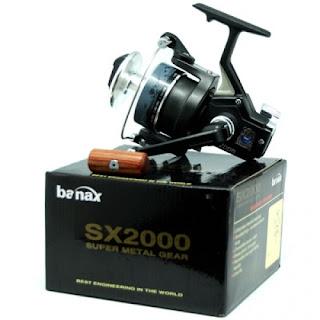 Reel Banax SX2000