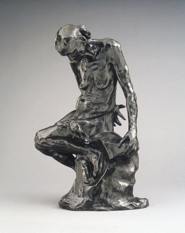 CLASTER: François Villon - Rodin - Rovert A.Heinlein