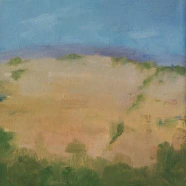 Mark Lawton-Browne, Landscape paintng