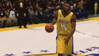 NBA 2K13 Ron Artest Cyber Face Update