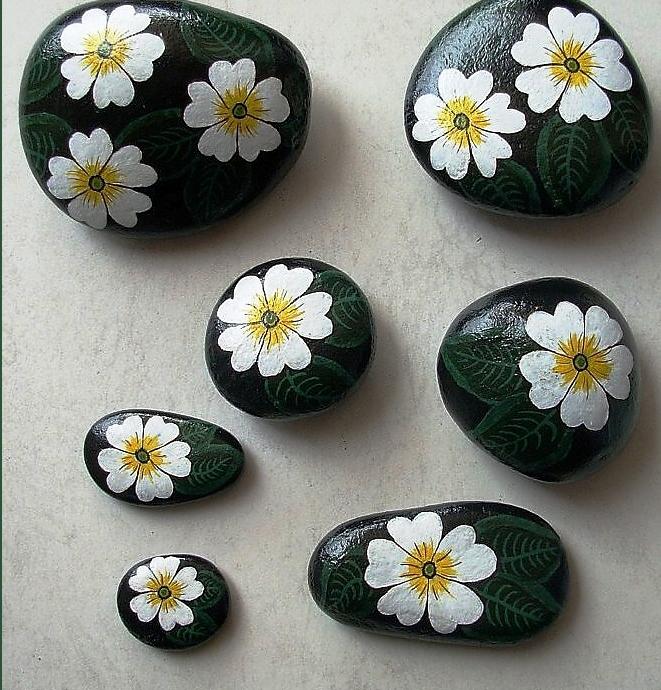 Paint rocks idea craft art ideas