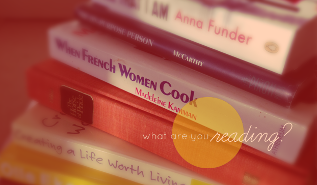 What are you reading?: akreativelife.blogspot.com