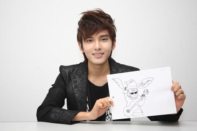 Super Junior Ryeowook 2013 pics