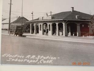 north california electric railroads