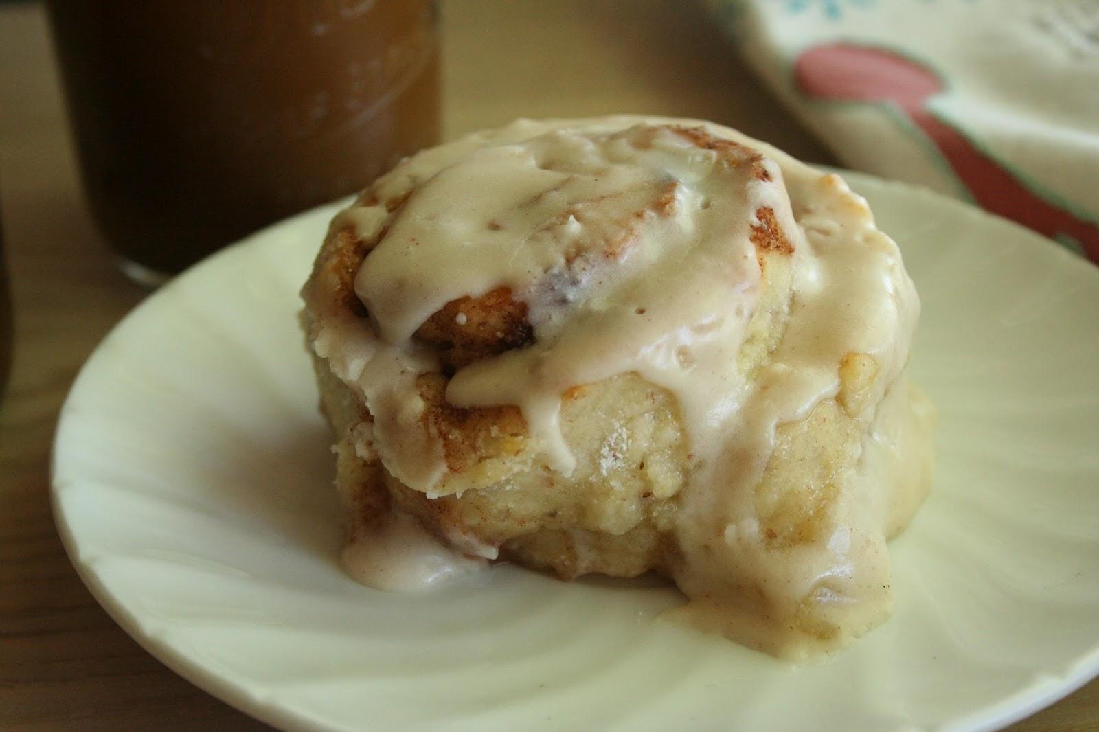 Full Life: Gluten-Free Cinnamon Rolls