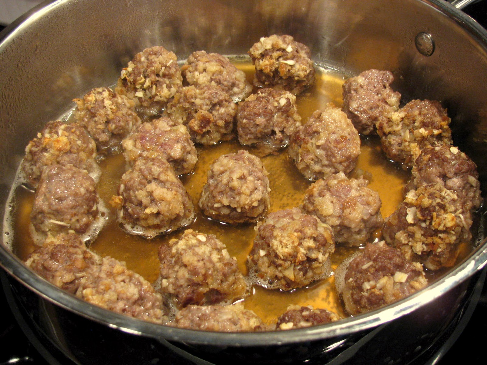 Swedish Meatballs | Family Heritage Recipes