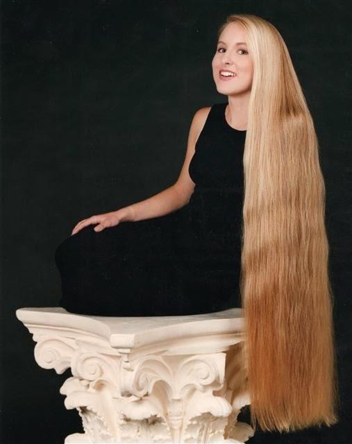 Long Hair Style...