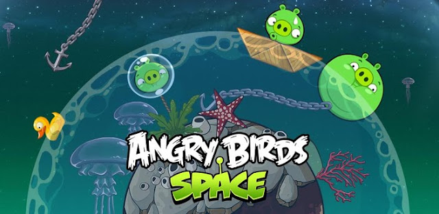 Angry Birds Space Premium 1.4.0 APK
