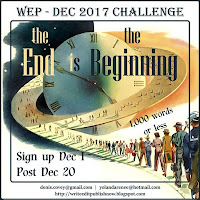 JOIN US FOR THE DECEMBER CHALLENGE!