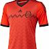 Adidas divulga camisa reserva do México para a Copa do Mundo