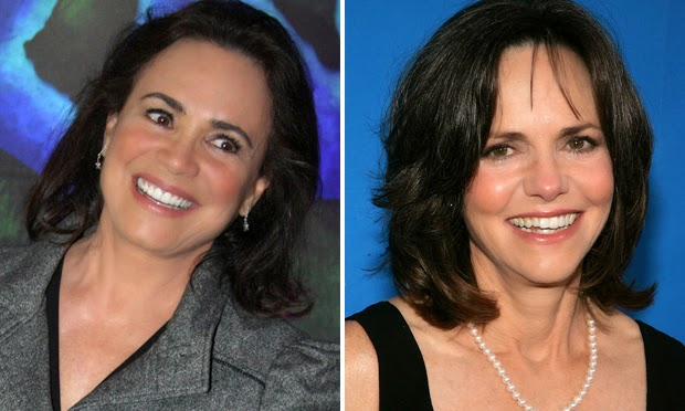 Regina Duarte e Sally Field