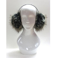 Faux Ear Muffs by Urban Code