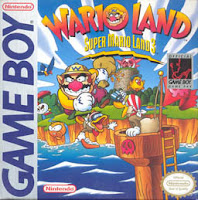 Super Mario Land 3 Cover