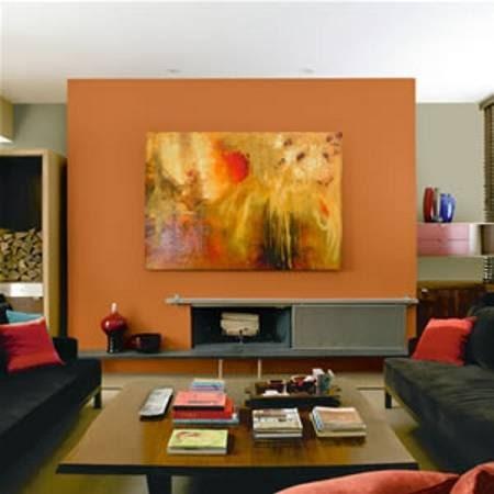 Blog de pruebas nueva tendencia pintar en tonos anaranjados - Nuevas tendencias en decoracion de interiores ...
