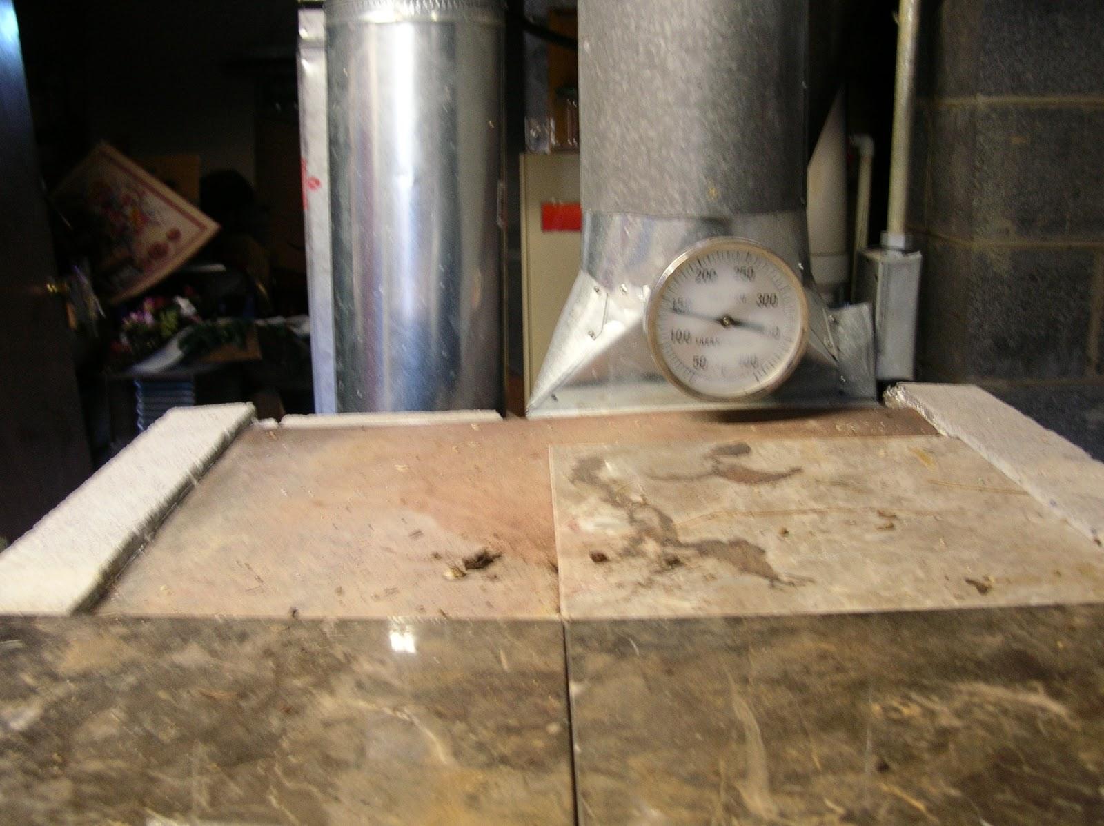Robert's Projects: Alaska Kodiak coal stove