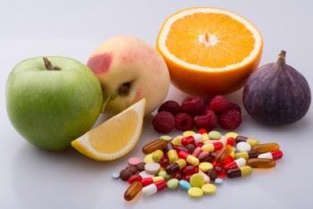 Suplementos no sustituyen alimentos