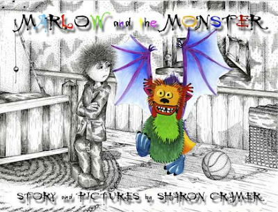 Marlow and the Monster by Sharon Cramer