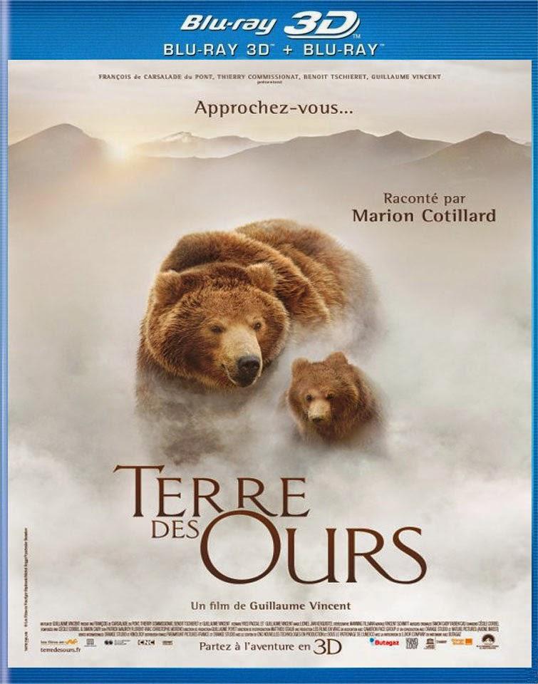Ayıların Krallığı - Terre des ours - 3d poster