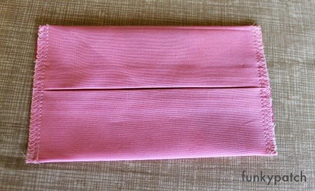 tutorial funda para pañuelos de papel