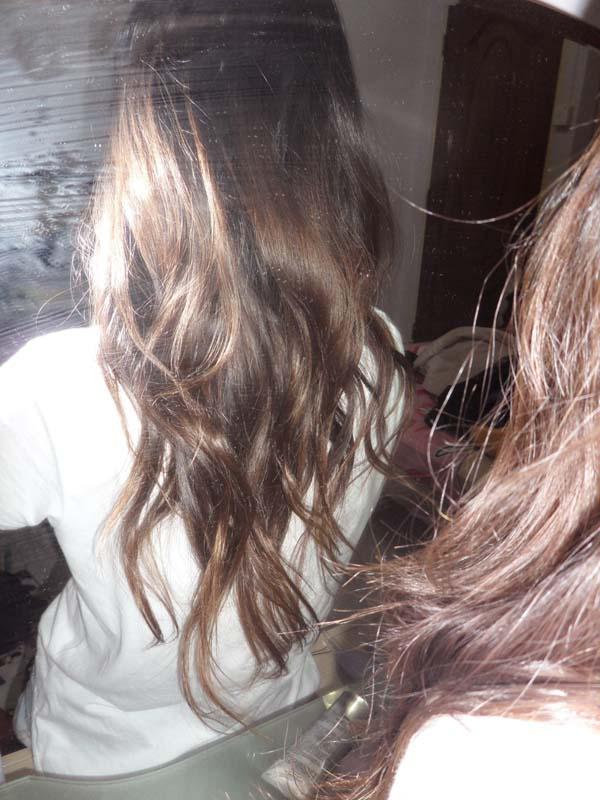 Getting My Haircut After Years J U S T J A S L I N Style Diary