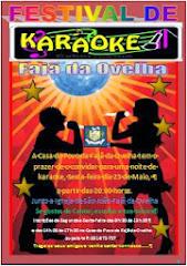 Festival de karaoke