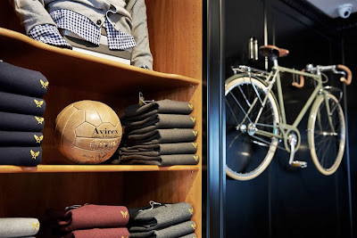 Avirex, Madrid, sportwear, chinos, Top Gun, La Gran Evasión, style, Claudio Coello,