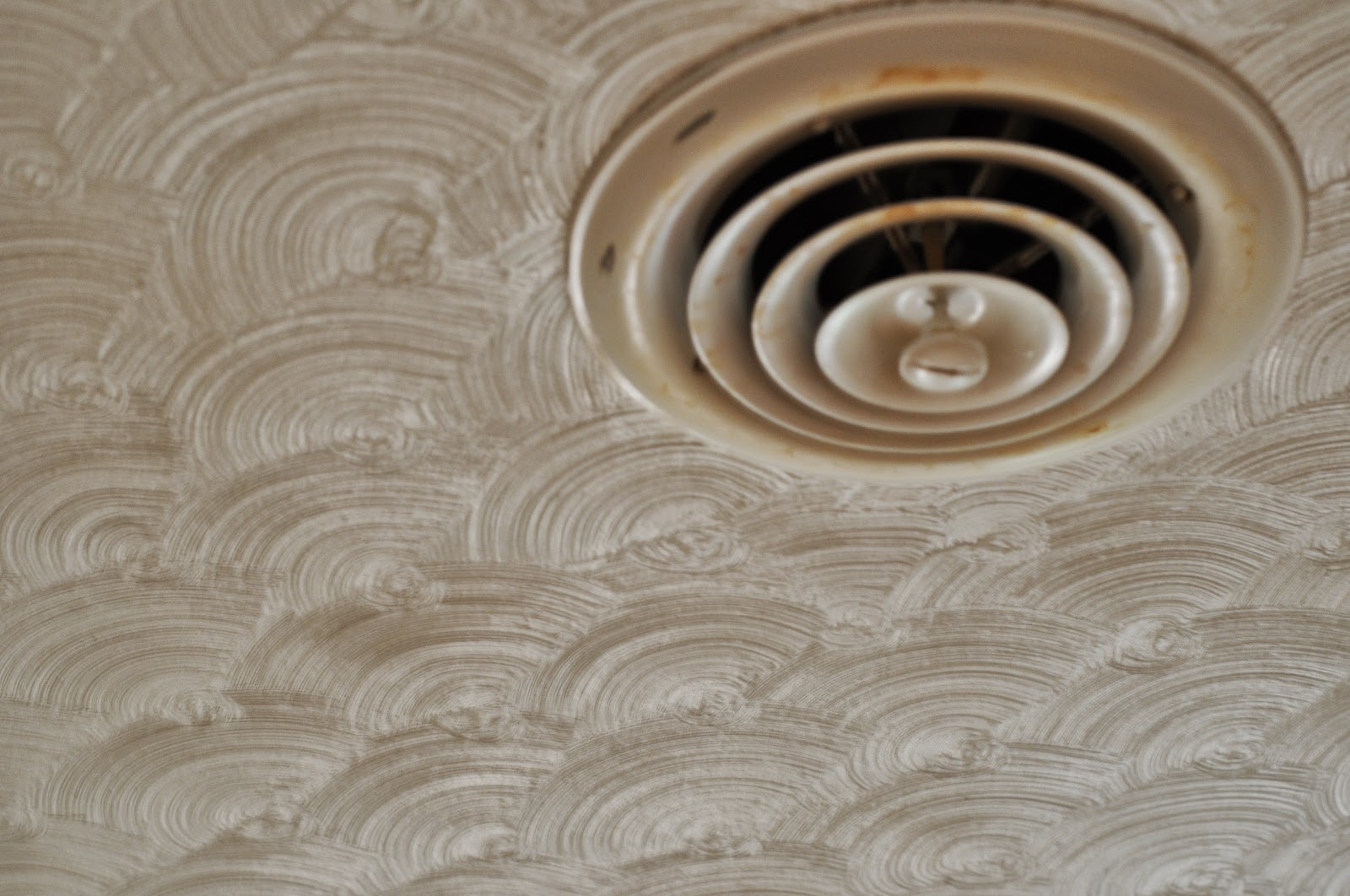 Dealing With Textured Plaster Ceilings