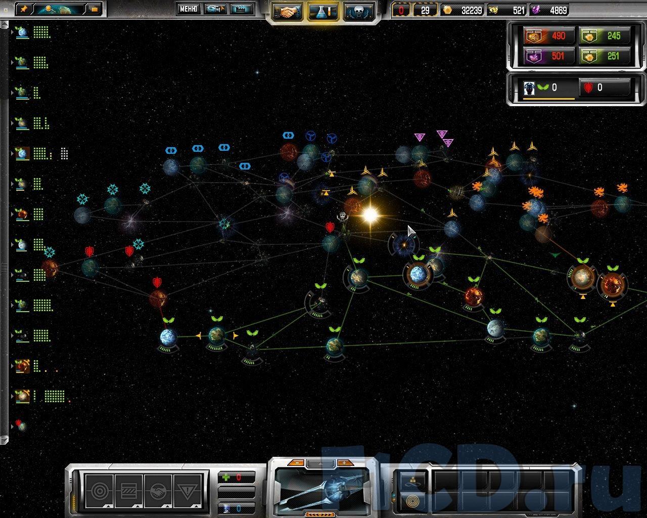 Sins of a solar empire rebellion win xp