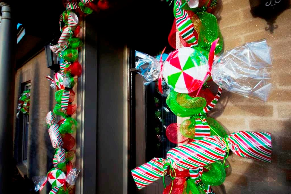 Making christmas candy decorations ideas