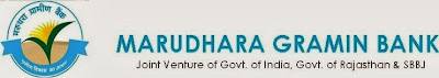 Marudhara Gramin Bank Recruitment 2013.