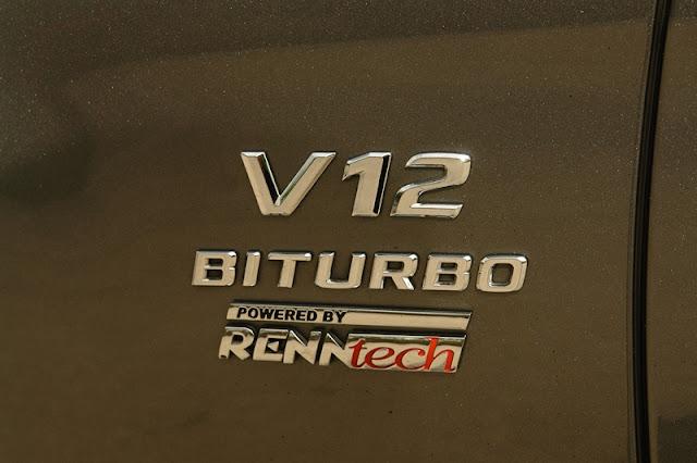 cl65 amg v12 biturbo