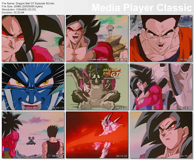Download Film / Anime Dragon Ball GT Episode 59 Bahasa Indonesia
