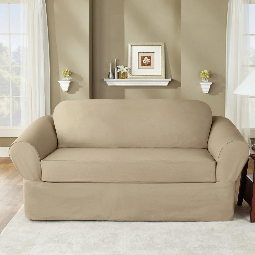 couch slipcovers with cushion covers