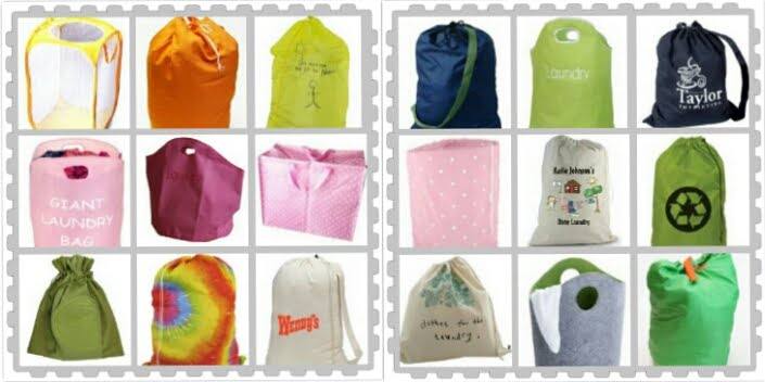 Be Smile Production - Sample Laundry bag