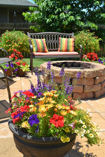 Ordinaire Flower Planters For Patios